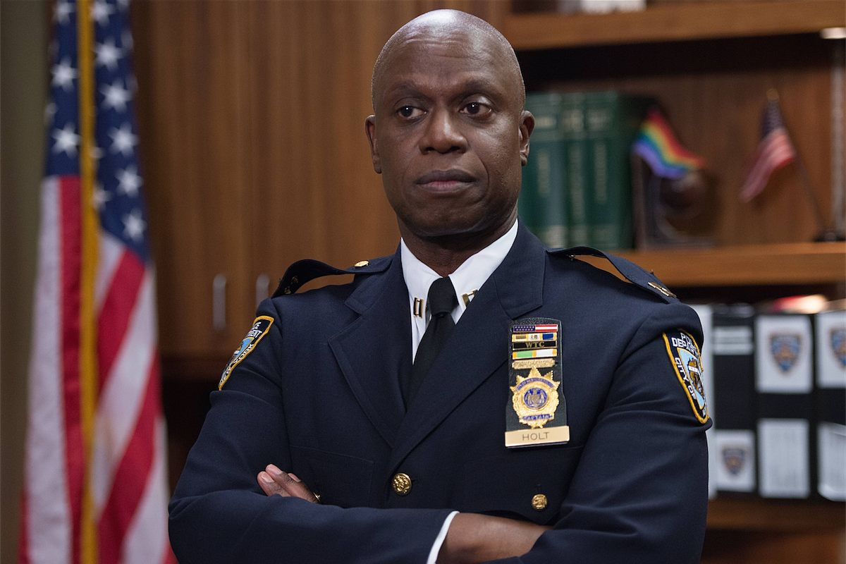 Andre Braugher cast She Said