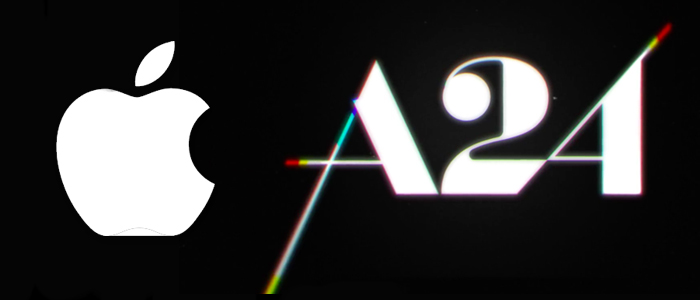 Apple e A24 Partnership