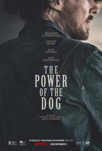 Il potere del cane poster