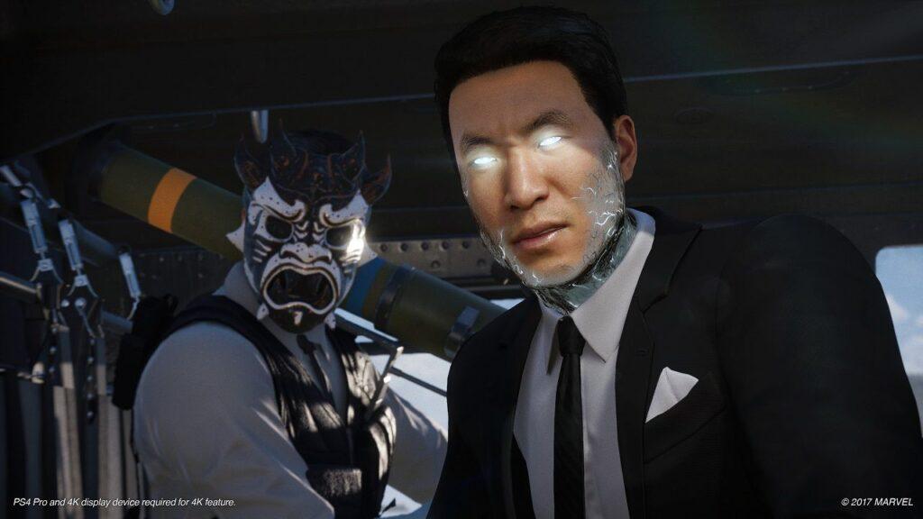 Mr Negative  _ Spider-Man: No Way Home