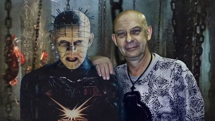 Pinhead - Behind The Monsters