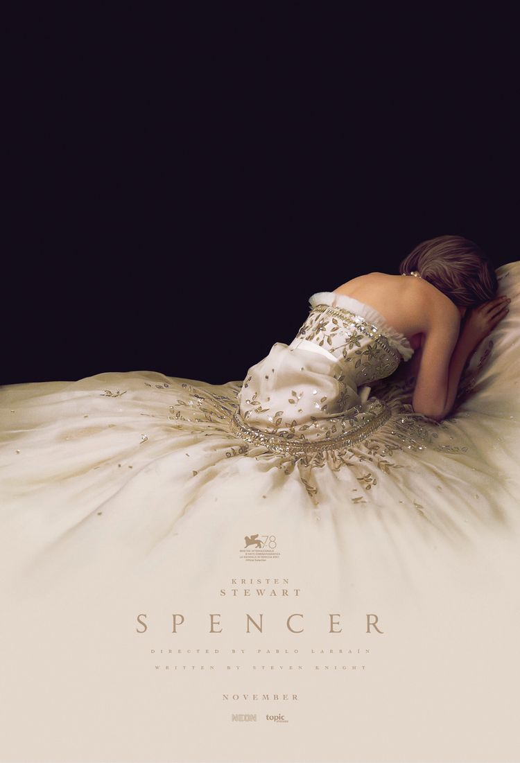 Spencer - poster ufficiale