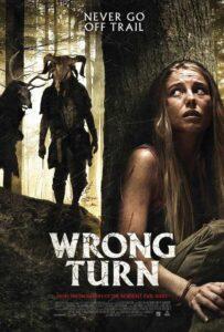 Wrong Turn locandina