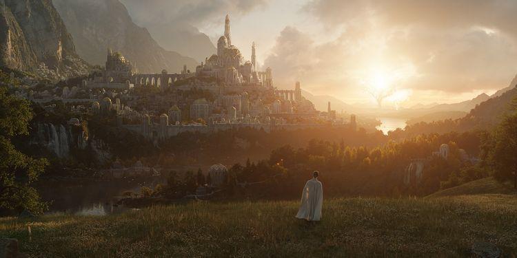 Il Signore degli Anelli  - prima immagine dal set della serie