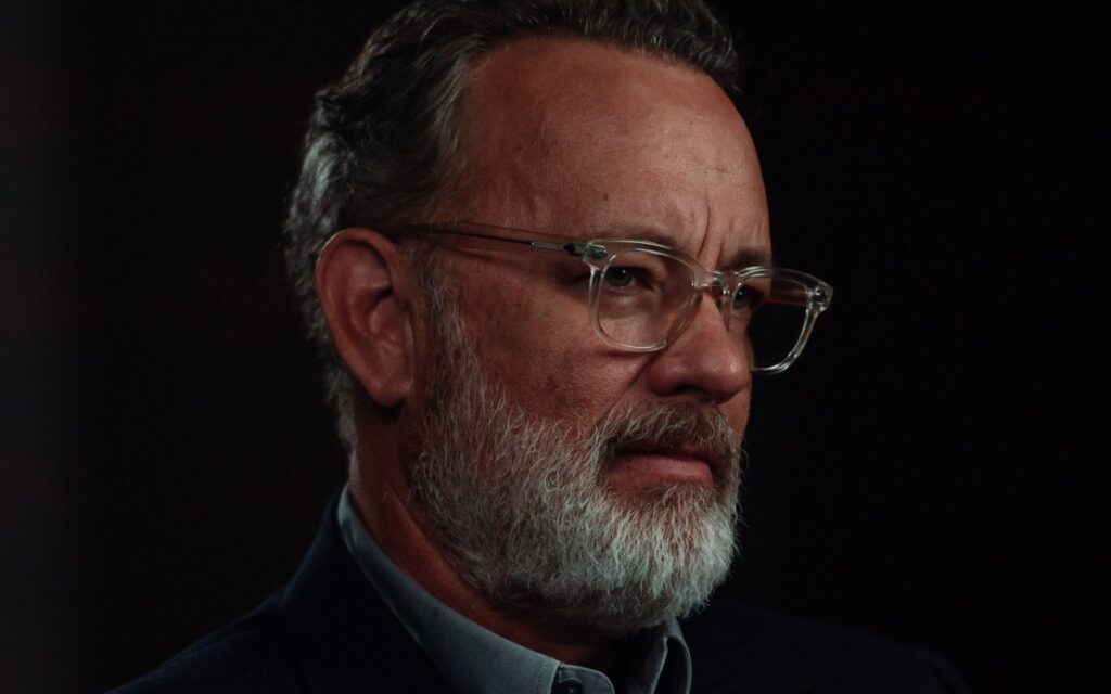 Tom Hanks - recita in Finch