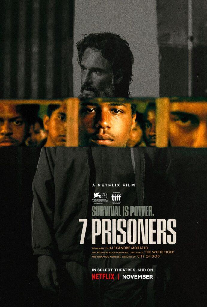 7 Prisoners- poster