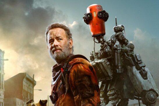 Finch: on line il trailer del film con Tom Hanks