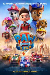 Paw Patrol Il Film Locandina