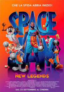 Space Jam: New Legends poster