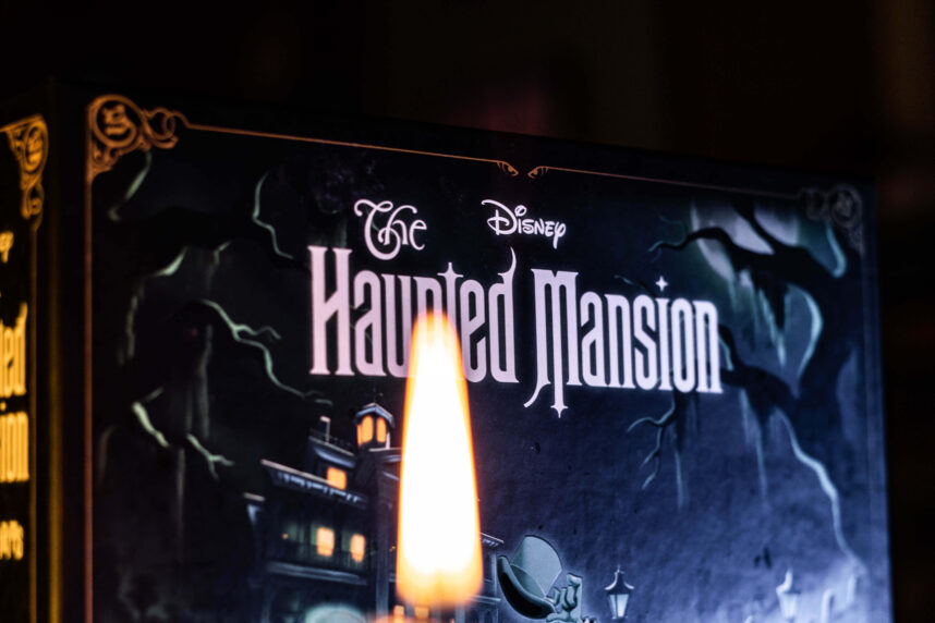 The Haunted Mansion - Disney