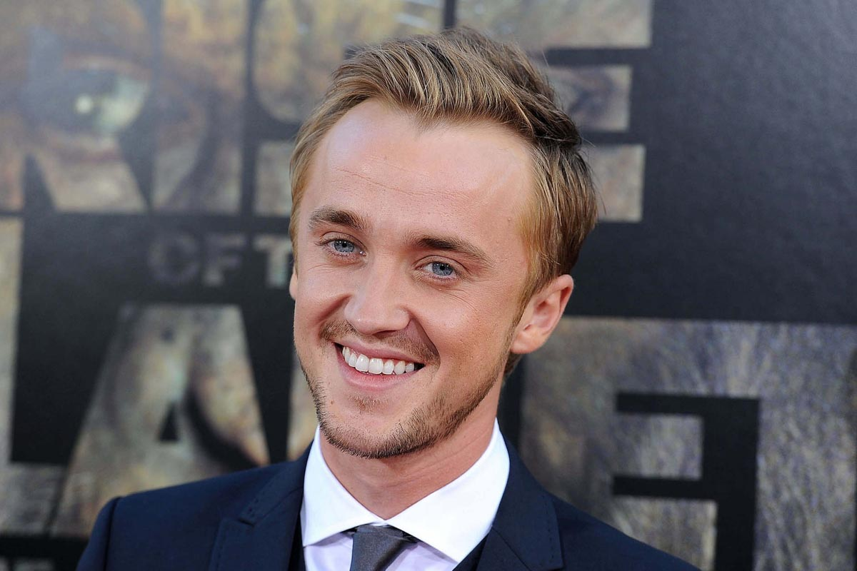 Tom Felton actor