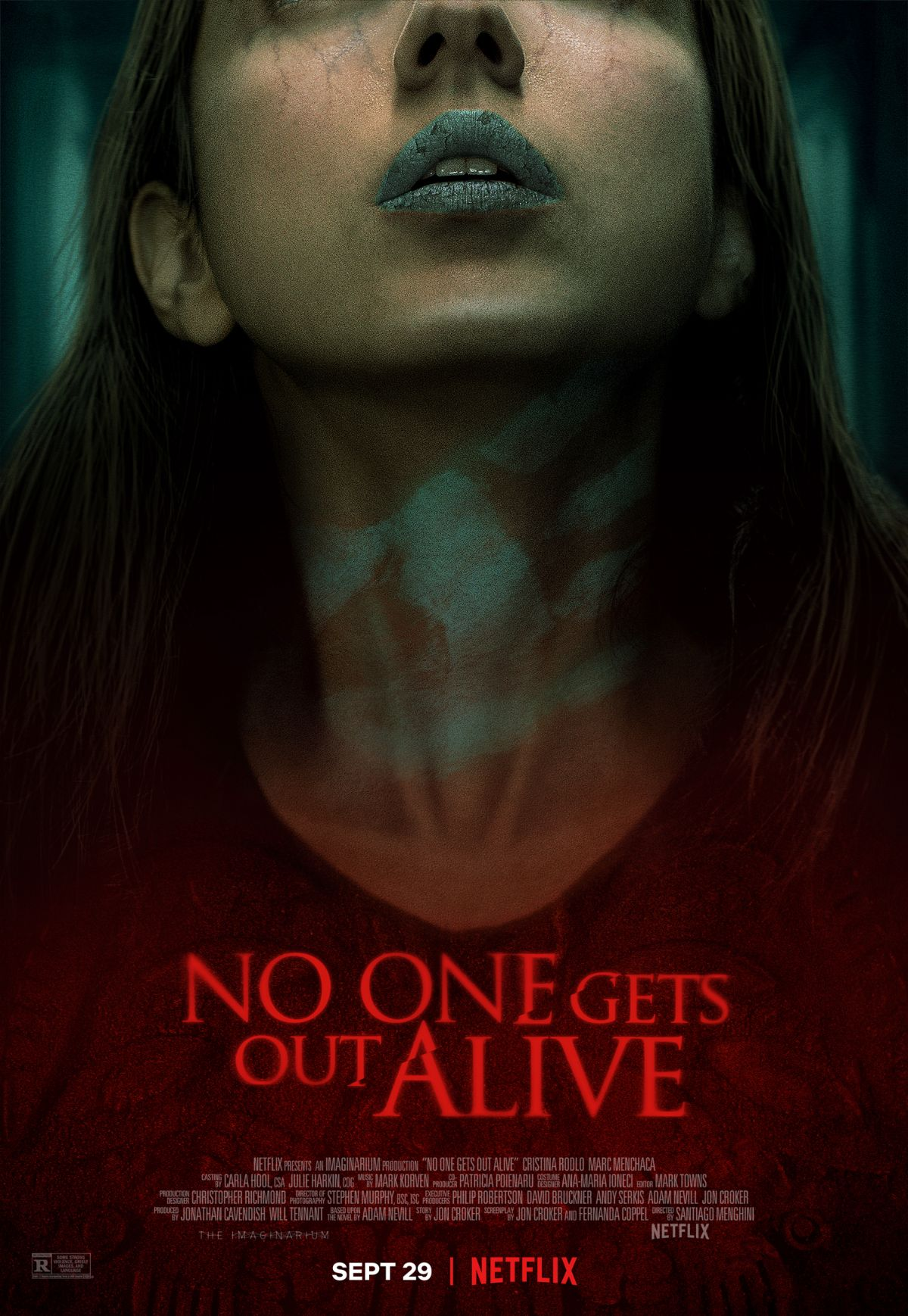 No One Gets Out Alive poster