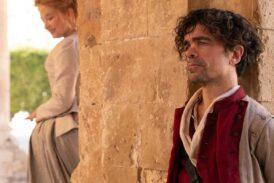 Peter Dinklage nei panni di Cyrano nel trailer del film di Joe Wright