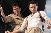 Uncharted: on line il trailer del film con Tom Holland e Mark Wahlberg